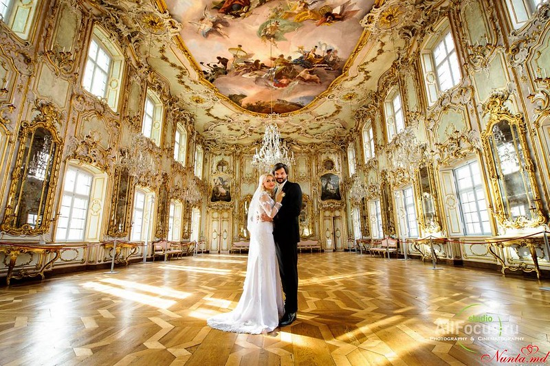 AllFocus Studio - Красиво, качественно, стильно! Свадьбы в Европе. > Свадьба в Аугсбурге, Германия 2015