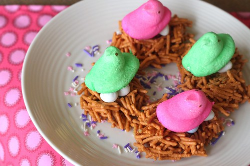 Peeps Butterscotch Nests