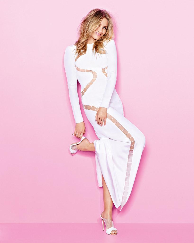Камерон Диас — Фотосессия для «Cosmopolitan» 2014 – 6