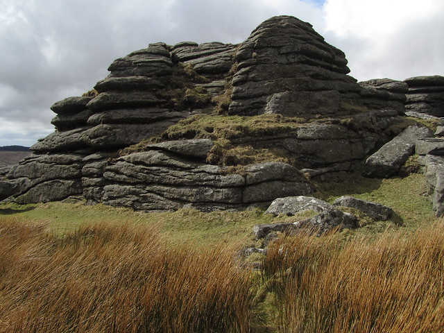 Beardown Tor (North outcrop)