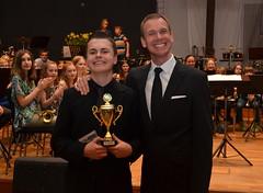Anton Danielsson - vinnare i solisttävlingen grupp 3