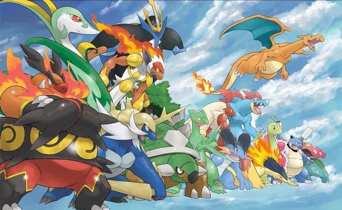 Vem aí novo jogo de Pokémon