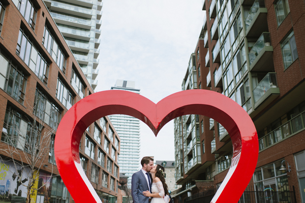 Celine Kim Photography AM Airship 37 distillery district romantic summer wedding-28