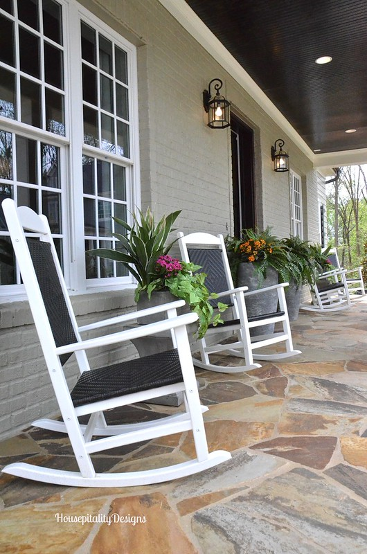 HGTV 2016 Smart Home Porch - Housepitality Designs