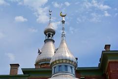 golden minarets