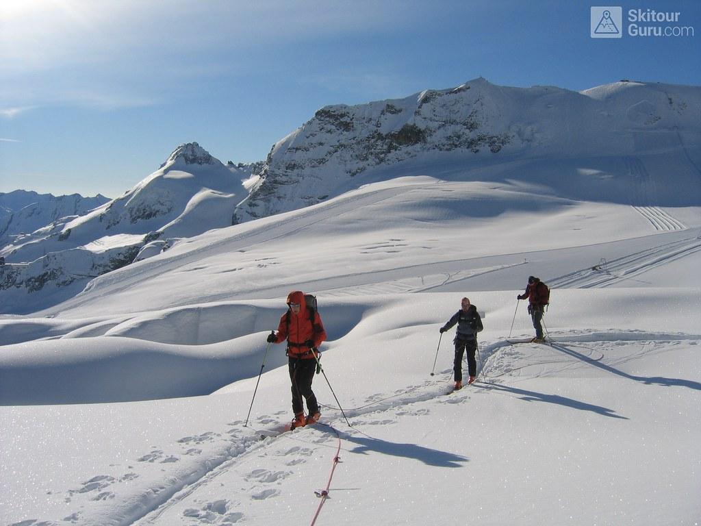 Alphubel Walliser Alpen / Alpes valaisannes Switzerland photo 07