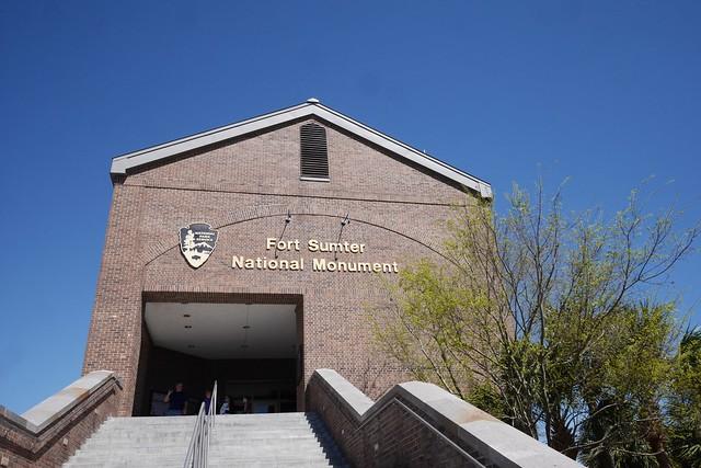 火, 2016-03-22 14:52 - Fort Sumter National Monument