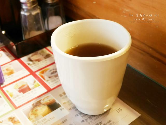 西門町美食推薦英記港式茶餐廳 (6)