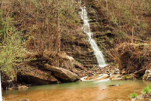 nature water beauty tennessee waterfalls slowshutter naturalbeauty slowwater nikond60 claibornecounty backroadphotography
