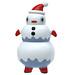 snowman-image by Hiroshi Yoshii