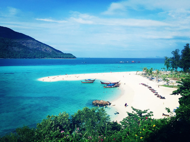 Koh Lipe: Sunrise Beach