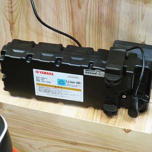 バッテリーも大いに気になる、ここ最近。 #東京モーターサイクルショー