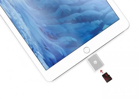 Dash-i расширит внутреннюю память iPhone или iPad на 200 ГБ