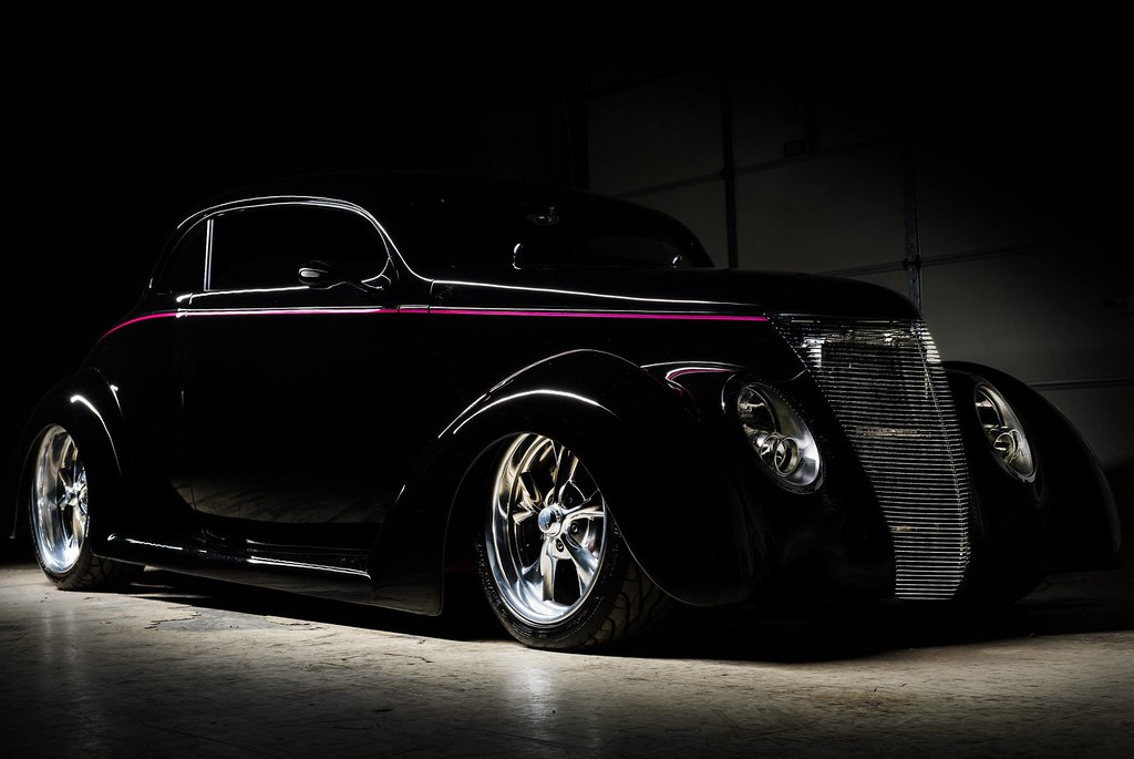 Two Step Paint Correction Overview and Video Demo: 1937 Ford