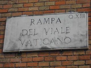 Um den Vatikan herum - 17