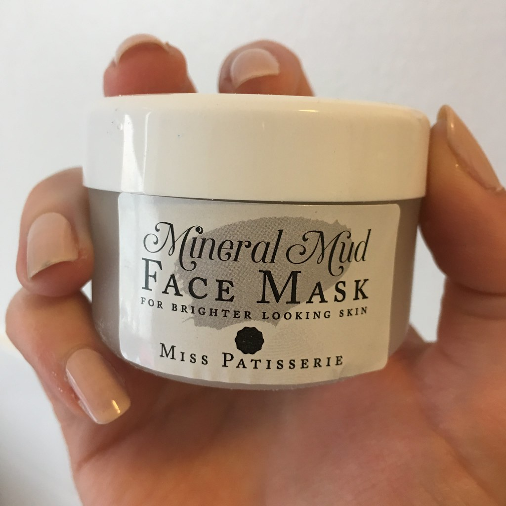 Miss Patisserie Mineral Mud Mask