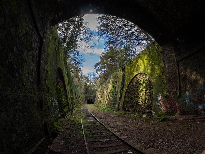 Túnel Petite Ceinture