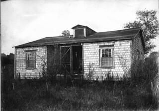 Abandoned Indian mission building - Big Cypress Swamp
