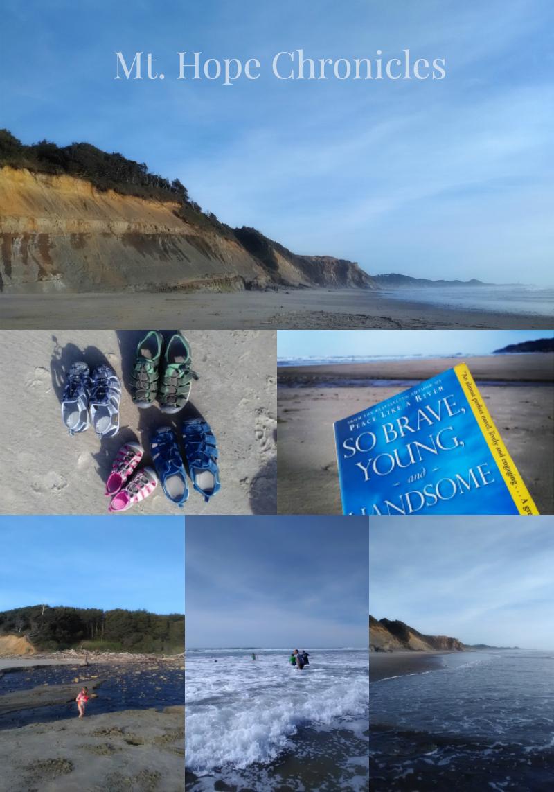 Newport, Oregon Beach @ Mt. Hope Chronicles