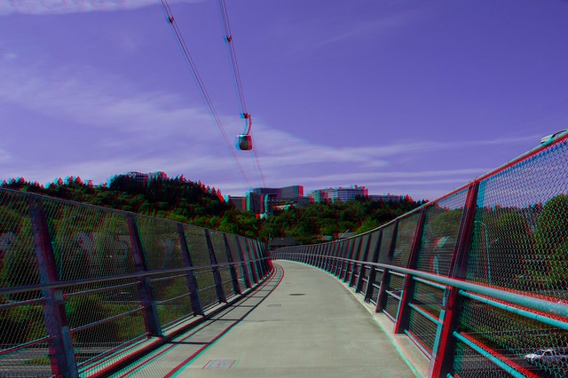 OHSU area 3D photos