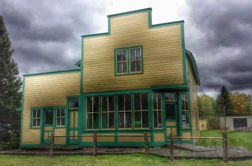Mecikalski General Store, Saloon, and Boardinghouse- Oneida County WI (3)