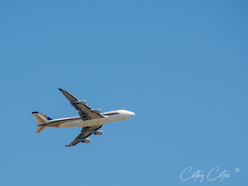 9V-SFQ Boeing 747-412F