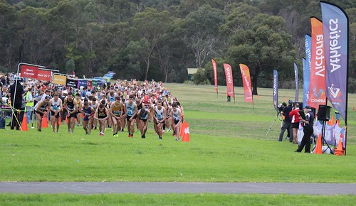 XCR16 Round 1: Jells Park Cross Country Relays