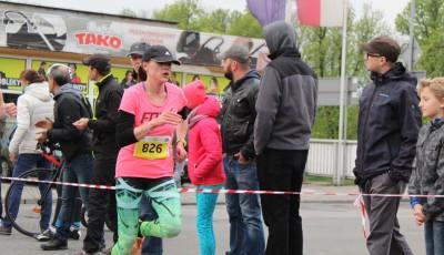 Vrzalová v polském Těšíně třetí na desítce