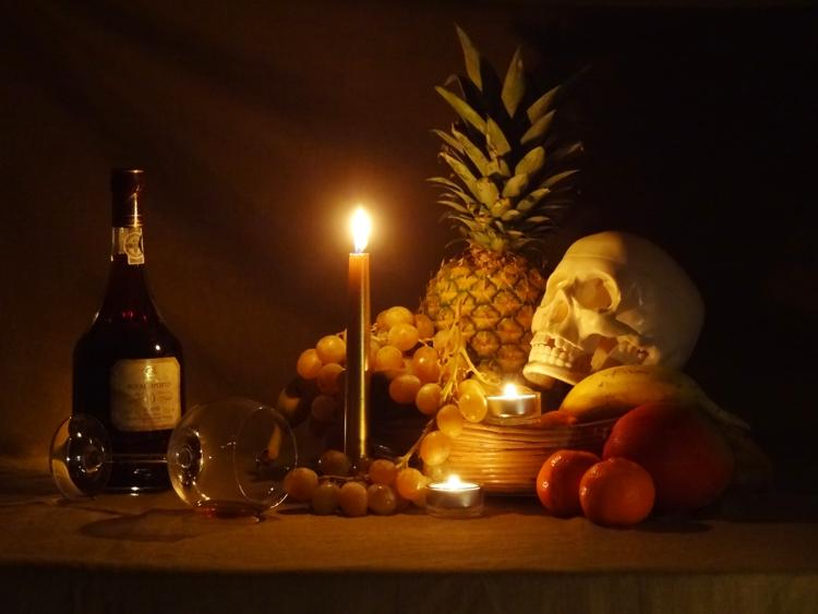 Vencedor do desafio mensal: Natureza-morta, sobre uma mesa