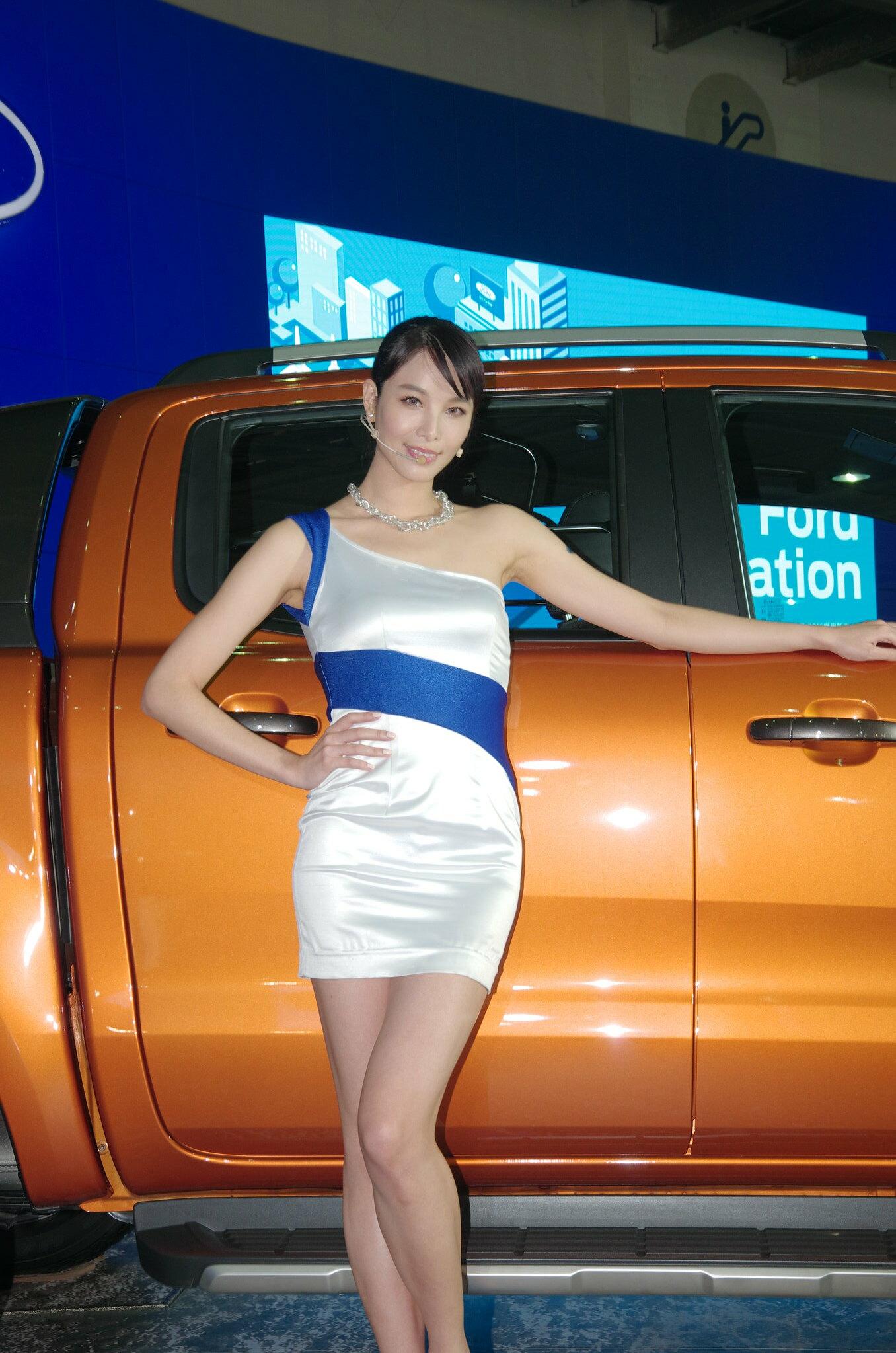 2016新車大展紀錄 世貿一與南港展覽館