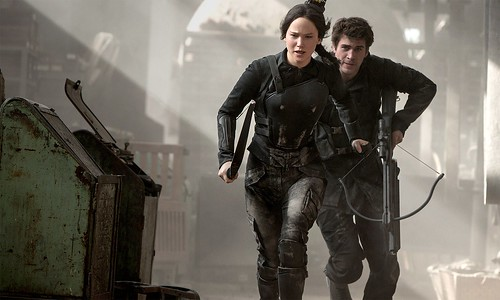 The Hunger Games - Mockingjay - Part II - screenshot 7