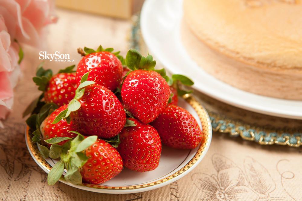 【舒芙蕾蛋糕】冬季戀歌限定甜點!甜到心裡法式草莓舒芙蕾(大湖草莓乳酪篇)