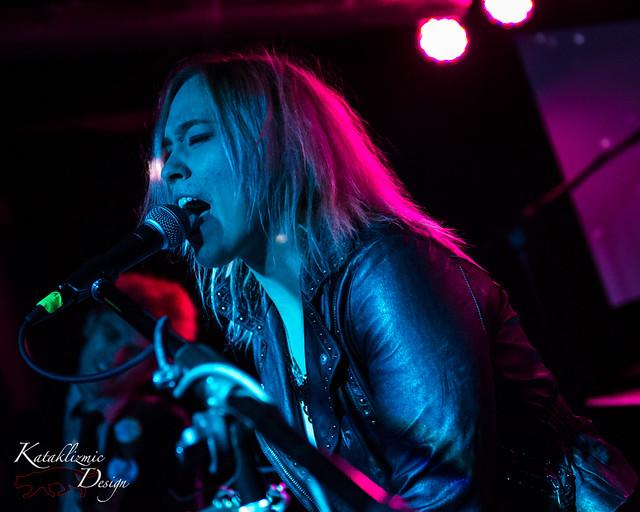 Fairy Bones - The Rebel Lounge 01-09-16