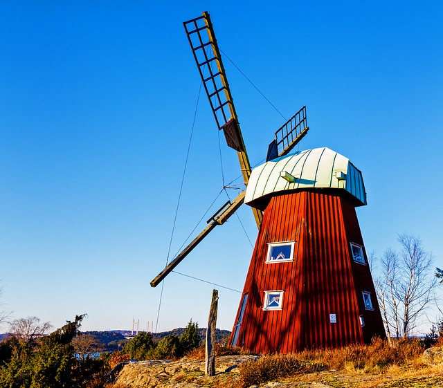 The Windmill in Stenungsund