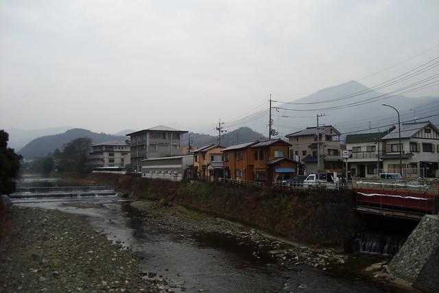 2016/01 松ヶ崎橋から高野川