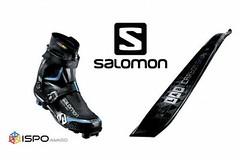 Lyže aboty zřady Salomon Carbon Skate Lab