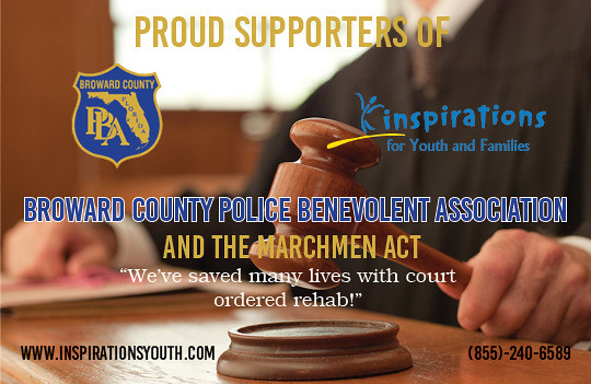 Inspirations proudly supports the Broward Police Benevolent Association thumbnail