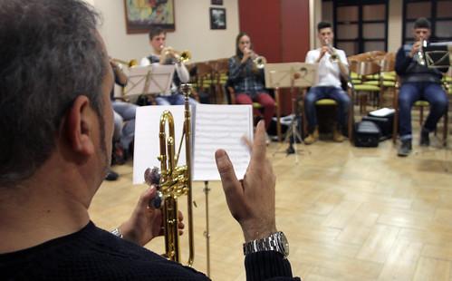 V CURSO DE TROMPETA CON JUAN CARLOS ALANDETE - 15 AL 17 DE ENERO´16 - CENTRO CONTRAPUNTO & JUVENTUDES MUSICALES DE LEÓN