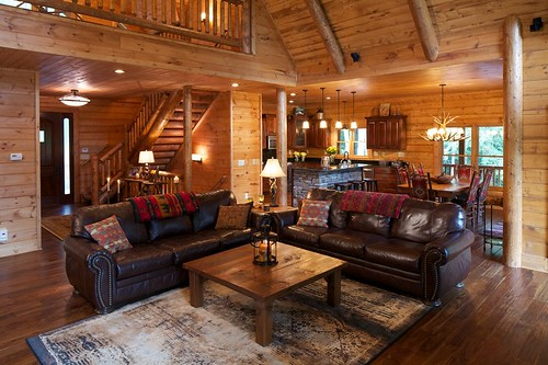 decorating-ideas-log-cabin-homes