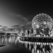 Last light at Science World by Daniel G Photography