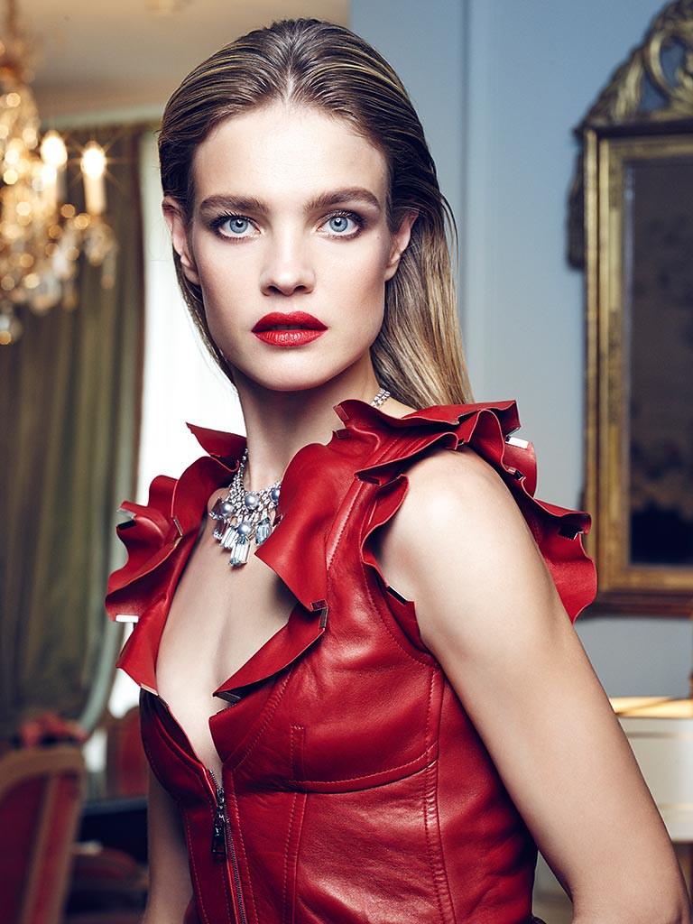 Наталья Водянова — Фотосессия для «Vogue» ES 2015 – 5