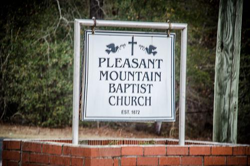 Pleasant Mountain Baptist Church