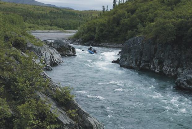 K river 2