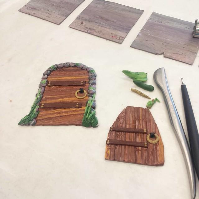 Doors in Progress