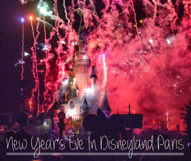 New Year's Eve in Disneyland Paris