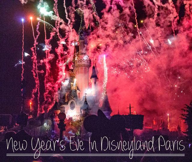 New Year's Eve in Disneyland Paris