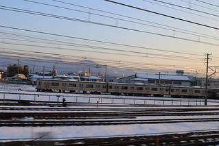 205系1200番台 南武線(長野総合車両センター)