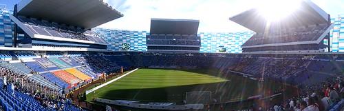 Estadio Cuauhtémoc Puebla