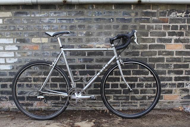 My Croll Roadbike – Bike Jerks