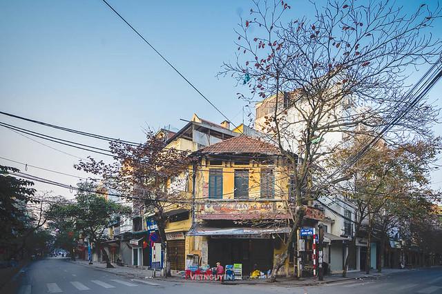 Hanoi - The New Year's Day